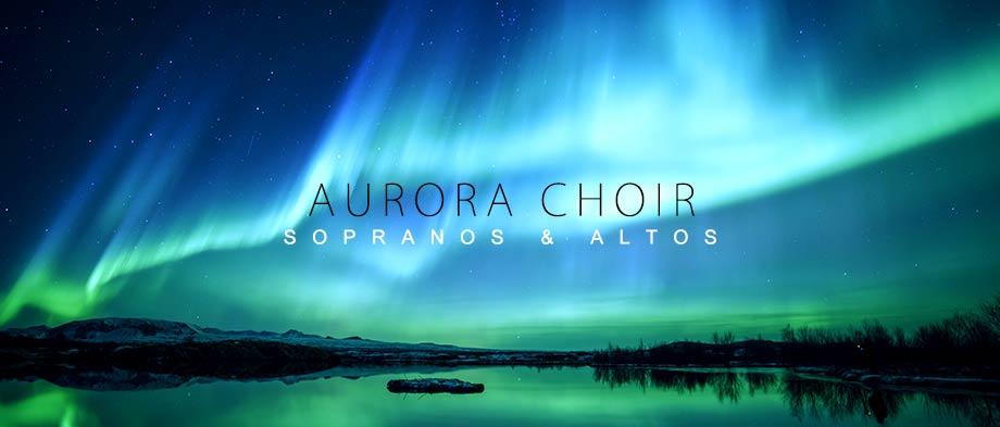 Aurora Choir - Sopranos
